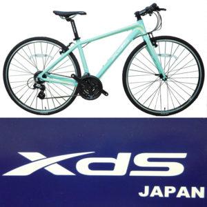 ロードバイクxds-t150-green