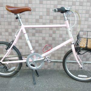 折り畳み自転車・ミニベロ